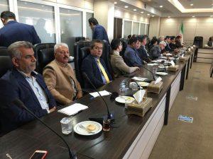هانی فیصلی رییس اتاق مشترک ایران و کویت شد