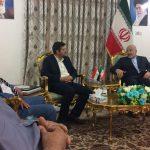 سفر نائب رئیس و دبیر کل اتاق بازرگانی خرمشهر به بصره