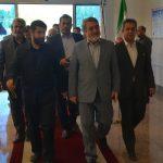 وزیر کشور در اتاق بازرگانی خرمشهر