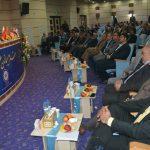 ششمین همایش روز ملی صادرات و تقدیر از صادرکنندگان نمونه منطقه آزاد اروند برگزار شد.