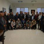 سمینار اموزشی تکریم ارباب رجوع اتاق بازرگانی خرمشهر