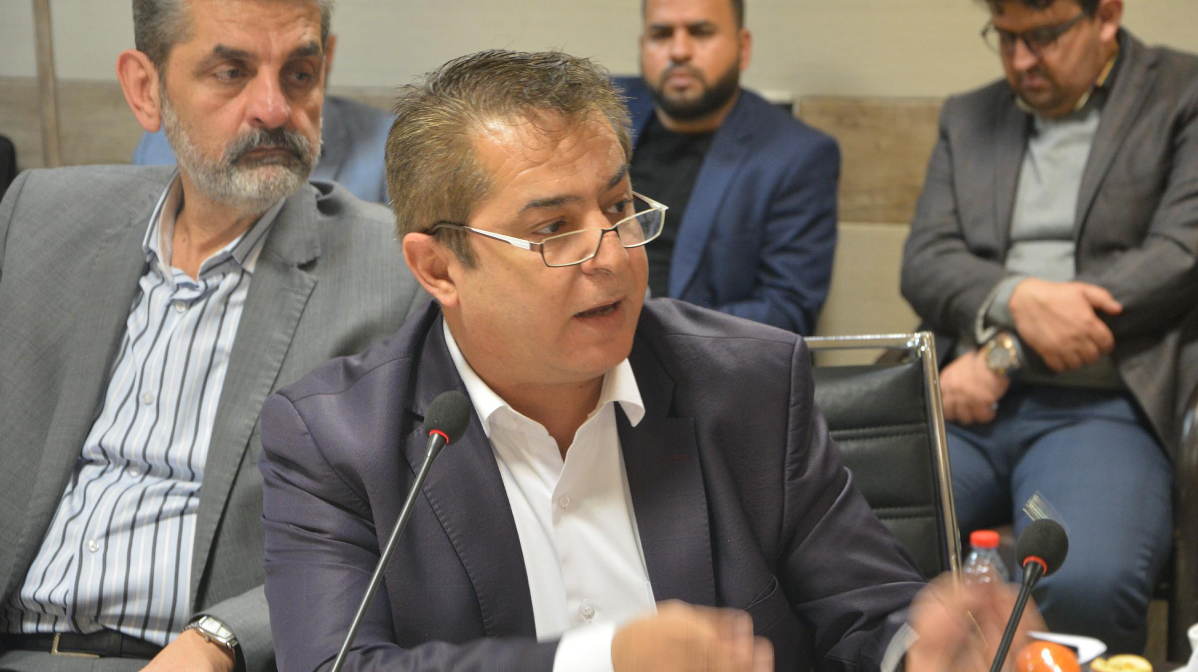 اتاق بازرگانی خرمشهر هانی فیصلی