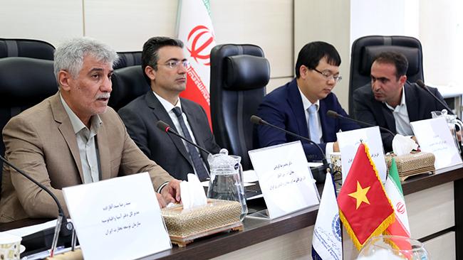 مجمع عمومی اتاق مشترک ایران و ویتنام